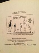 JQ Annual 1967 copyright close