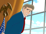 President of the United States (Tom and Jerry: Spy Quest)