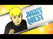 Boomerang Official - Best Cartoon Bracket - Jonny Quest - VOTE NOW
