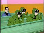 HB 1.08 Lizard Men in court