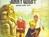 Jonny Quest and the Lost City