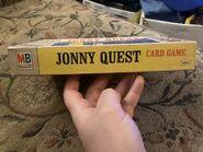 Milton Bradley Card Game box side bottom