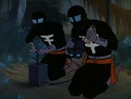 Fong's sentries