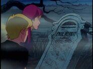 Paul Mornay's headstone