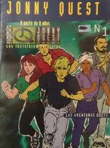 The Real Adventures of Jonny Quest (Altea)