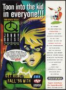 TRA magazine ad