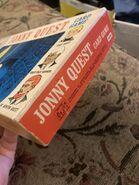 Milton Bradley Card Game box side right
