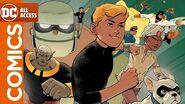 Future Quest Draws Hanna-Barbera Legends to Earth