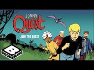 Jonny Quest - 3 Times Jonny Saved The Day - Boomerang Official