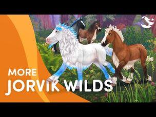 More_Jorvik_Wild_Horses_have_arrived!_😄😍🐎