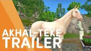 The Updated Akhal-Teke - Star Stable Trailers