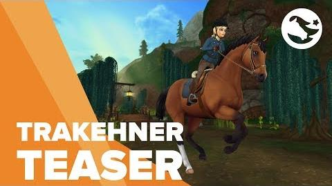The Trakehner - Star Stable Teasers