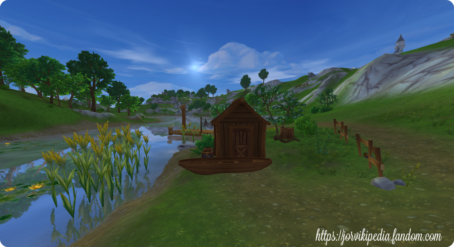 Stary Dom na Wodzie