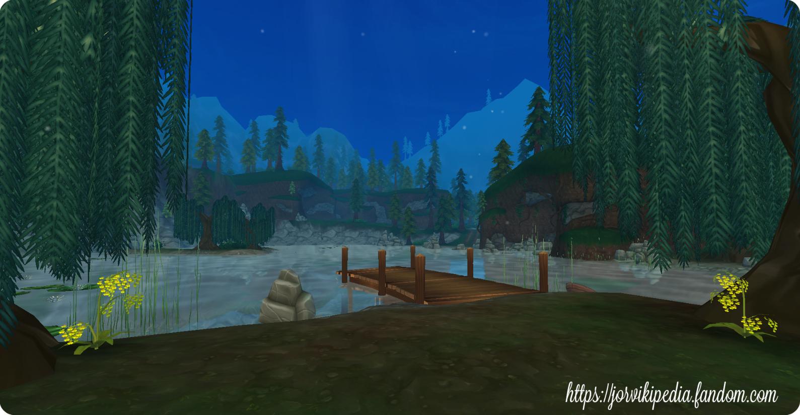Jezioro Mistfall