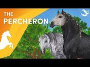 Meet the Percheron!💪😎❤️ - Star Stable Breeds