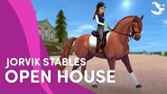 Jorvik Stables Open House - Spring Equestrian Event Trailer