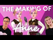 The making of Anne︱Behind the scenes