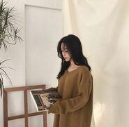 한국 소녀