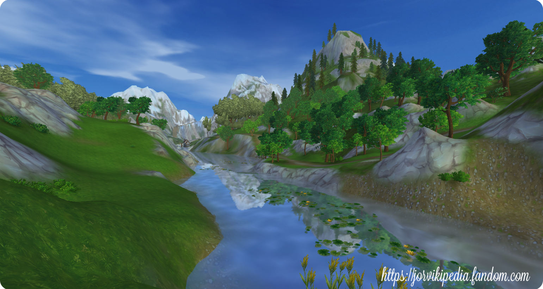 Rzeka Srebrnej Pieśni