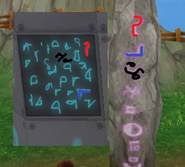 Similiar runestone-UFO symbols