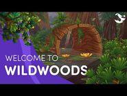 Welcome to WILDWOODS! 😍🌲🍃