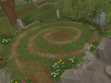 Secret Stone Circle