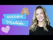 Matilda Opalpie is Leaving ❤️😢 We celebrate her journey!