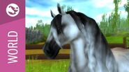 Star Stable World - Andalusian