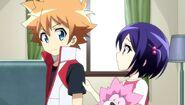 Shiori and teru