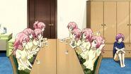 Misaki and clones
