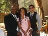 Gerald, Ariya, Xavier