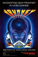 1983 Journey Game Ad