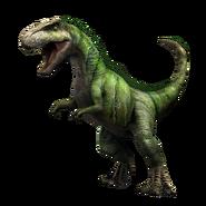 Jw Tarbosaurus