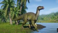 Iguanodon JWE