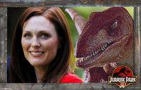 Sarah raptor