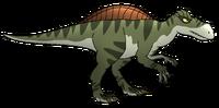 Oxalaia rex (shaded)