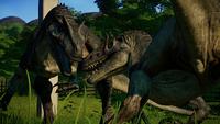 JWE Allosaurus Fighting
