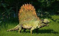 SOTF dimetrodon