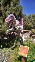 George s eccles dinosaur park utahraptor by dinolover09 dcoo3x6-fullview