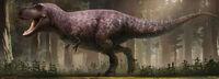 Saurian T. rex