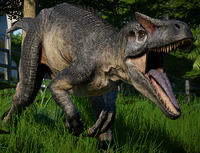 JWBAllosaurus