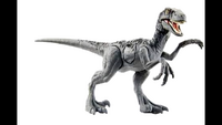 Mattel Grey Velociraptor 2020
