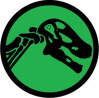 Jurassic Park Argentinosaurus logo