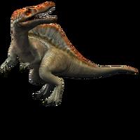 JW Spinosaurus