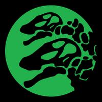 Jurassic Park Argentinosaurus huinculensis Logo