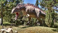 George s eccles dinosaur park acrocanthosaurus by dinolover09 dcoo48c-fullview