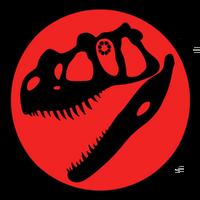 Jurassic Park Ceratosaurus Logo
