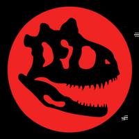 Jurassic Park Carnotaurus Logo