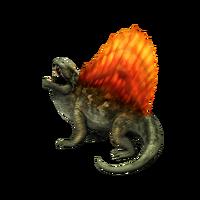 Jw Dimetrodon