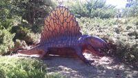 George s eccles dinosaur park dimetrodon by dinolover09 dcoo4zx-fullview